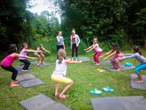 overnight summer camps Ontario fitness