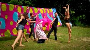 dance summer camp activities at art camp