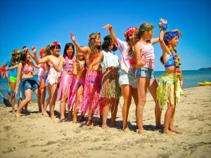 summer camp activities at art camp