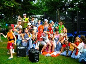 summer camps Canada
